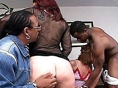 interracial mom fucking movies - Explicit high quality interracial hardcore group sex action