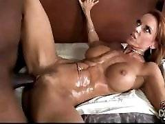 interracial mom fucking movies - Mellanie's husband just doesn't do his job , mostly because he isn't  properly equipped. So when he's off on business, she cruises