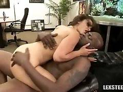 interracial mom fucking movies - Liza Del Sierra Brings Anal to Lexs Office!