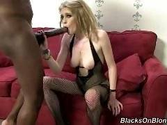 interracial mom fucking movies - blacks on blondes - Allie James