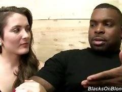 interracial mom fucking movies - Eden Young has found herself without a man or any wheels