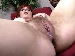 Sadie Kennedy's willing, ready and able to do anything to prove she can take big black cock